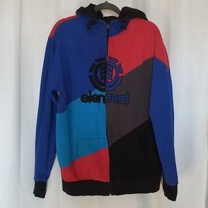 Element Color Block Hoodie